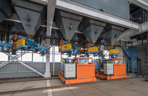 核心技术—自动化设备、精细研发