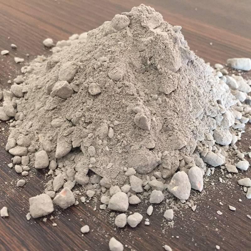 高铝浇注料 高铝高强浇注料 使用温度1500℃ 体密2.7 郑州科威耐材批量供应